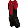 PEARL iZUMi Select Pursuit triathlon kleding Heren rood/zwart